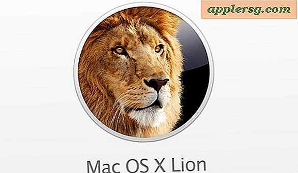 Weekendprojekter: Mac OS X Lion Edition