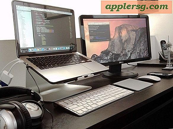 Mac Setup: Dual-Screen Desk fra en Software Engineer