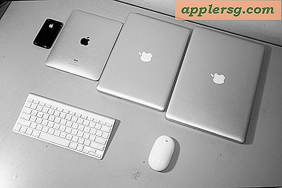 Mac-instellingen: iPhone, iPad, MacBook, MacBook Pro