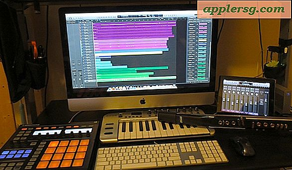 Mac Setup: The Studio of Music Producer