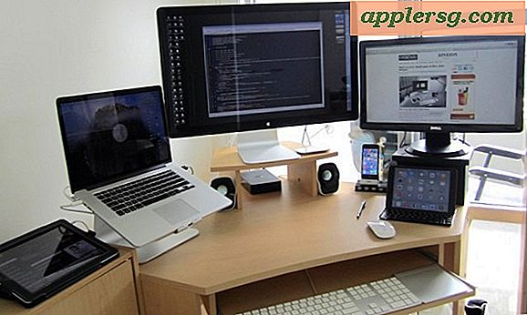 Mac Setup: Triple Display Workstation af en Integrations Developer