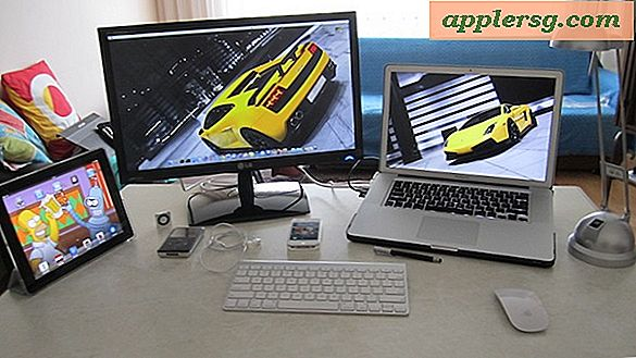 Mac Setup: Computer Science Students Desk