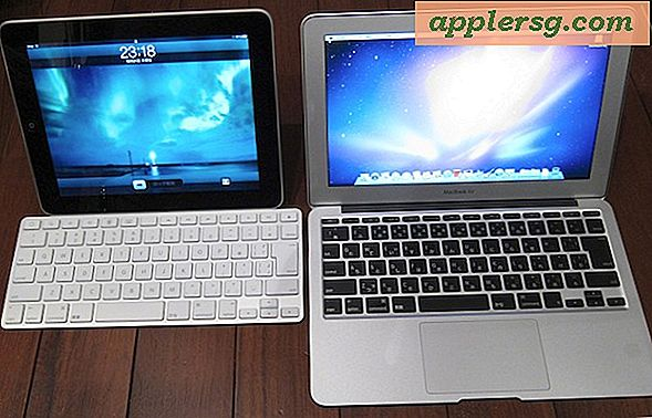 Mac Setups: Ultraportable Workstation mit iPad & MacBook Air