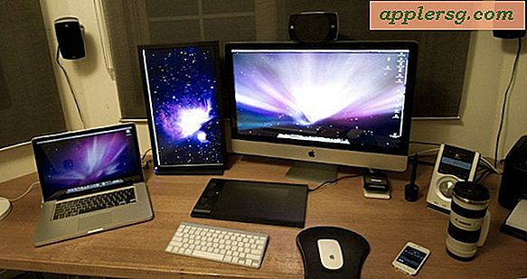 Mac Setup: MacBook Pro 15 ″ dan iMac 27 ″