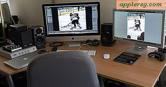 Mac Setup: Workstation di un operatore video e fotografo professionista