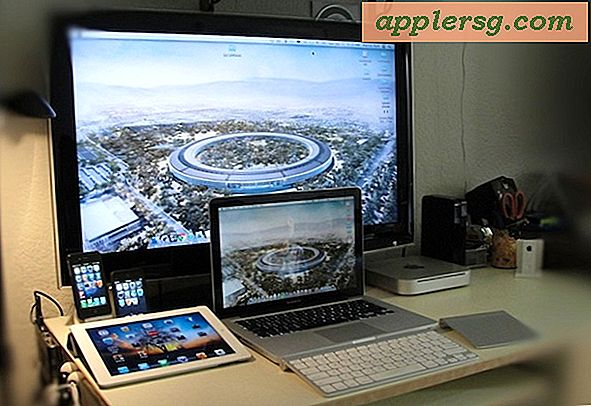 Mac setups: Mac Mini TV Setup, MacBook Pro en iOS-hardware