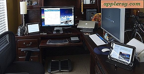 Pengaturan Mac: iOS Developer Home Office