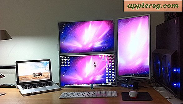 Mac setups: Audio Production Hackintosh met driedubbele displays