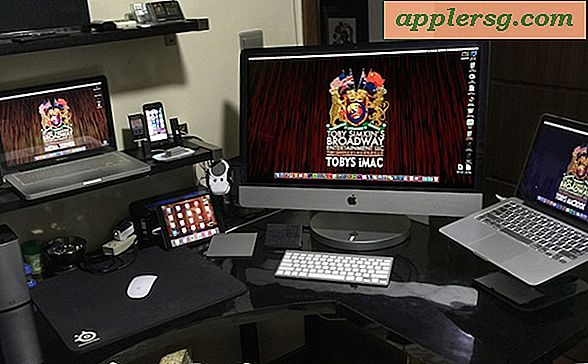 Mac Setup: la workstation di un Expat Theatrical Producer
