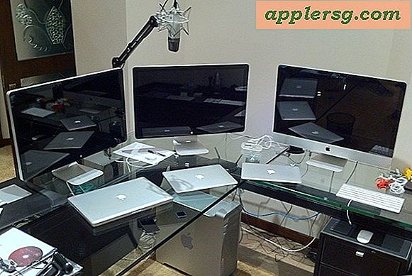 Mac-Setups: Prinz Khaled bin Alwaleeds Mac Office