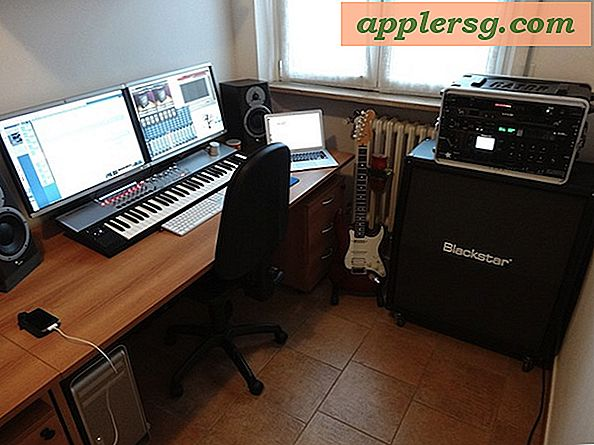 Mac Setup: The Mac Pro Workstation dari Musisi