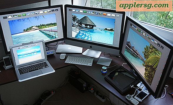 Mac Setup: Medical Researchers Desk