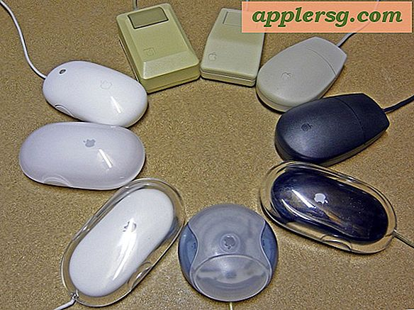 Mac-instellingen: Apple Mice