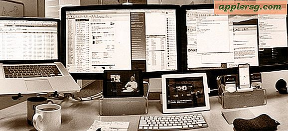 Mac setups: de desk van een IT Services Manager