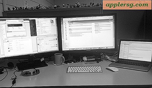 Mac-opsætning: En systems engineer's desk