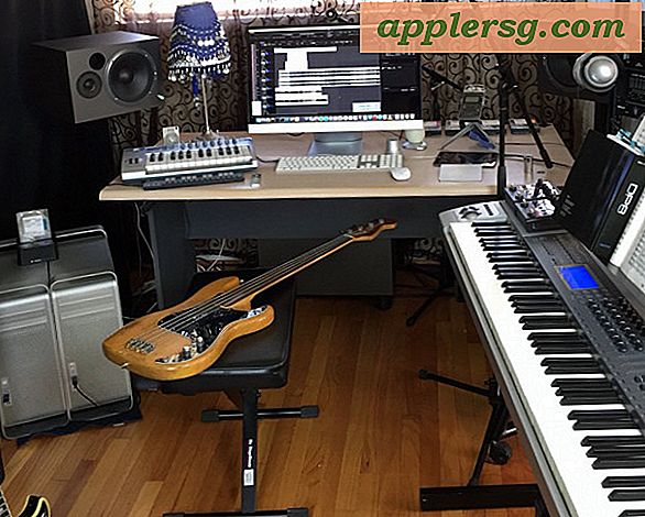 Mac Setup: A Pro Home Recording Studio