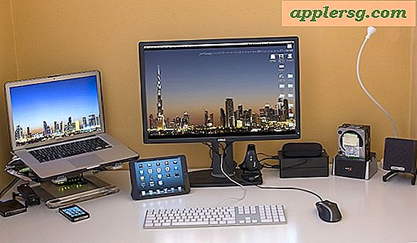 Impostazioni Mac: Workstation's Workstation