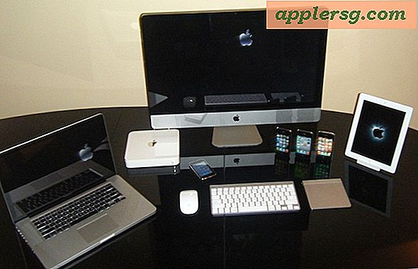 Configurations Mac: iMac, MacBook Pro, iPhones et iPad 2