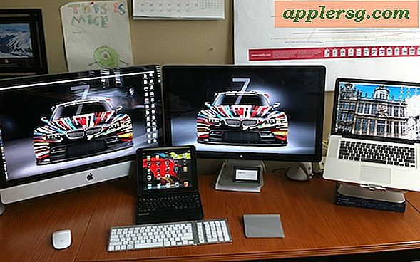 Mac Setups: Der Direktor von Software Platforms Desk