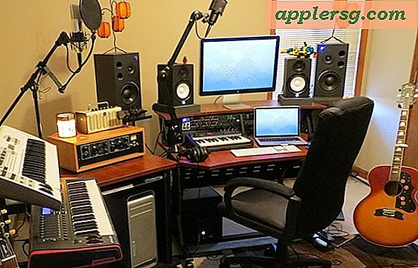 Mac-oppsett: Mac Pro Audio Production Studio