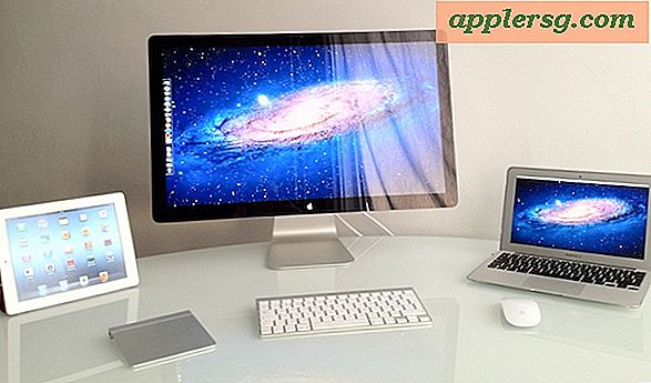 Mac setups: Clean & Simple Minimalist Desk
