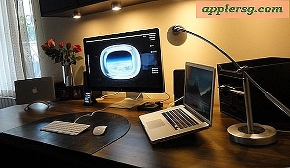 Mac-instelling: MacBook Pro, Apple Cinema Display en MacBook Air
