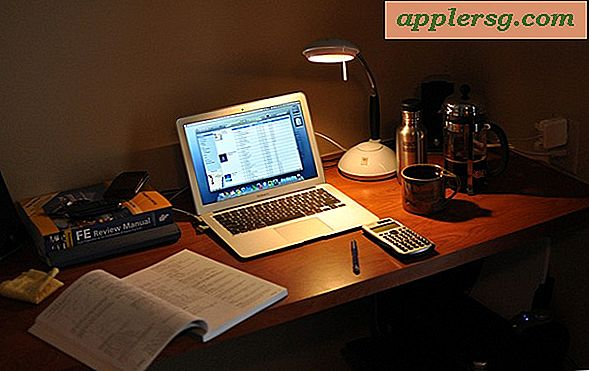 Mac-oppsett: Studere med MacBook Air