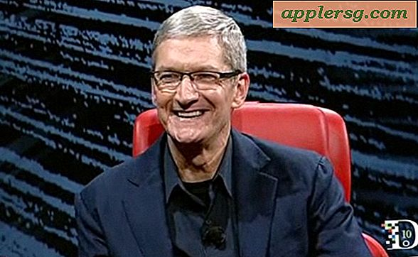 Watch Apple CEO Tim Cook Highlights von der AllThingsD D10 Conference [Video]