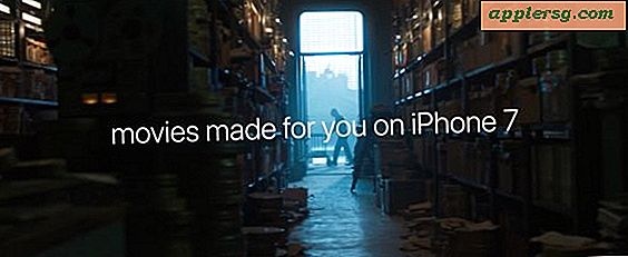 "Ny iPhone TV Commercial ""The Archives"" viser Off Memories Feature"