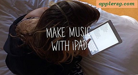 "Apple introduceert nieuwe ""Make Music with iPad"" -community [Video]"