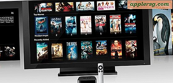 La TV compatible AirPlay arrive bientôt?