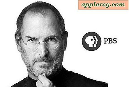 """Steve Jobs - One Last Thing"" Dokumentar til Air på PBS 2. november"