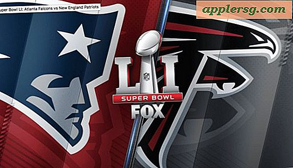 Hoe Super Bowl 51 Live te bekijken op iPhone, iPad, Mac, pc, Apple TV