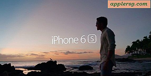 Apple Runs iPhone 6s Commercial Fokuseret på 3D Touch
