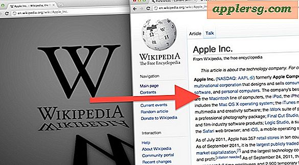 Come accedere a Wikipedia durante il blackout SOPA