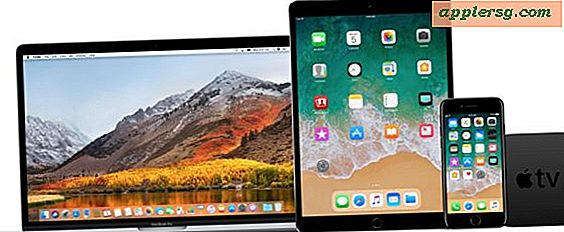 iOS 11.1 Beta 5 og MacOS High Sierra 10.13.1 Beta 4 frigivet til test