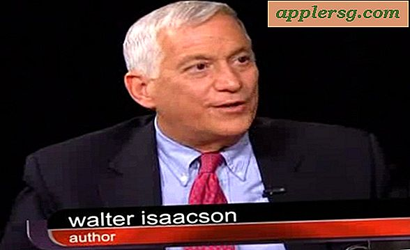 Charlie Rose interviews Walter Isaacson på Steve Jobs & the Biography