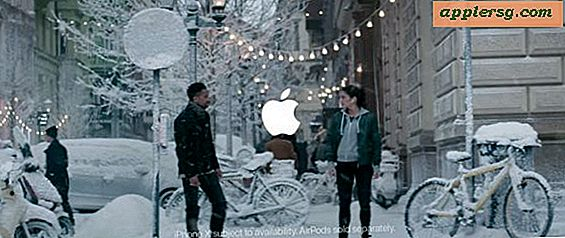 "Apple maintenant diffusant Holiday Commercial ""Sway"", mettant en vedette iPhone X et AirPods [Vidéo]"