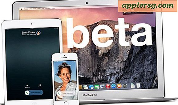 First Beta Builds af OS X 10.11.6, iOS 9.3.3, tvOS 9.2.2 Ankomme