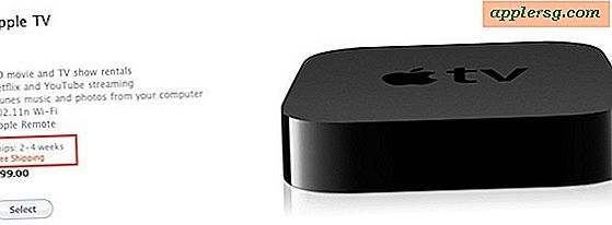 De releasedatum van Apple TV is 1 oktober?