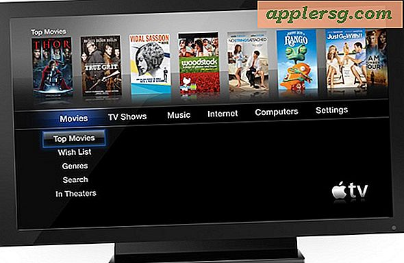 Apple TV Set sviluppato dal creatore di iTunes