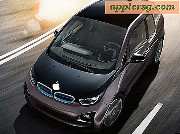 Apple Electric Car Release Date Set for 2019, ifølge WSJ Report